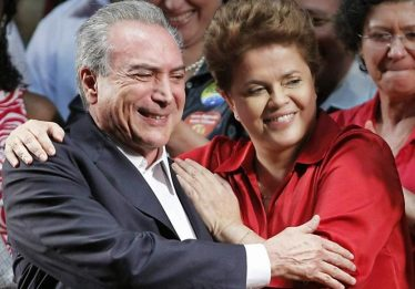 Tenho a impressão de que é uma senhora correta e honesta, diz Temer sobre Dilma