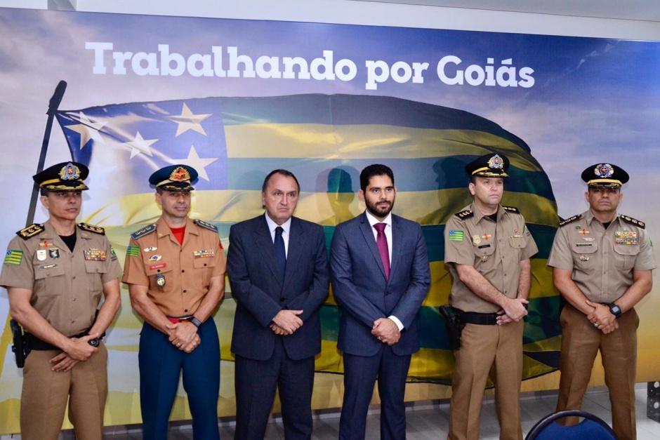 Novos comandantes da Polícia Militar e Bombeiros são divulgados