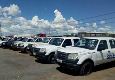 Segplan vai leiloar veículos recuperáveis e sucatas