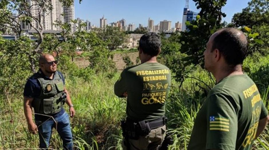 Começa recuperação do Parque Estadual do Morro da Serrinha