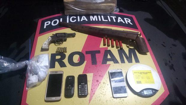 Quadrilha de Tocantins ligada ao PCC é presa em Goiânia