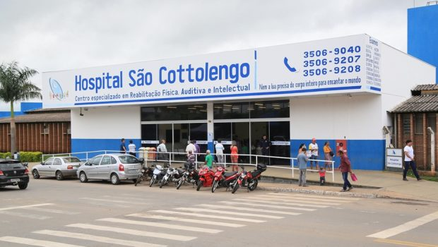 Hospital São Cottolengo retomará atendimentos nesta quarta-feira (6)