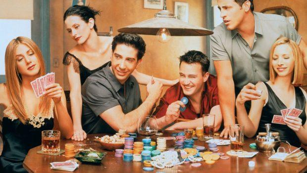 Elenco de 'Friends' fatura US$ 20 milhões por ano com reprises