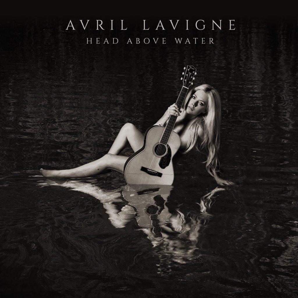 Avril Lavigne divulga capa e tracklist do disco 'Head Above Water'