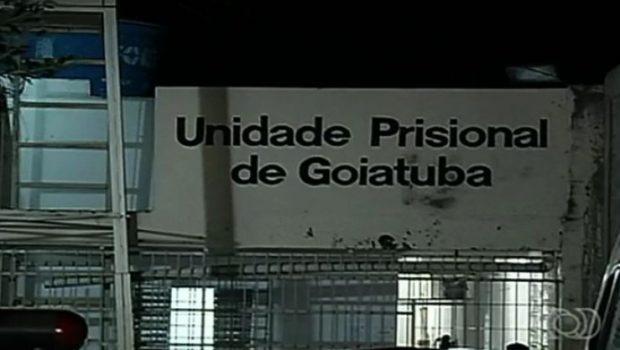 Presos tentam fugir da Unidade Prisional de Goiatuba durante a madrugada