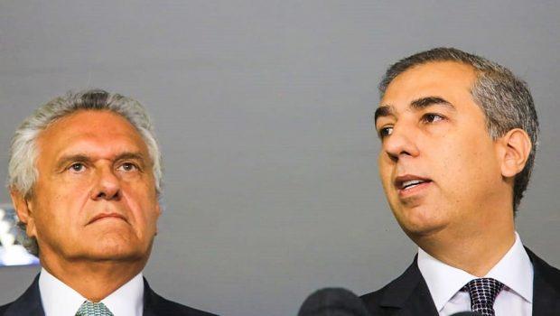 Equipe de transição acusa José Eliton de manobra e tucano diz que arrecadação será positiva