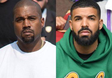 Kayne West diz nas redes sociais que Drake está ameaçando sua família de morte