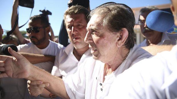 João de Deus seguirá para Complexo Penitenciário de Aparecida de Goiânia