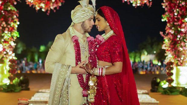 Nick Jonas e Priyanka Chopra são acusados de crueldade com animais em casamento