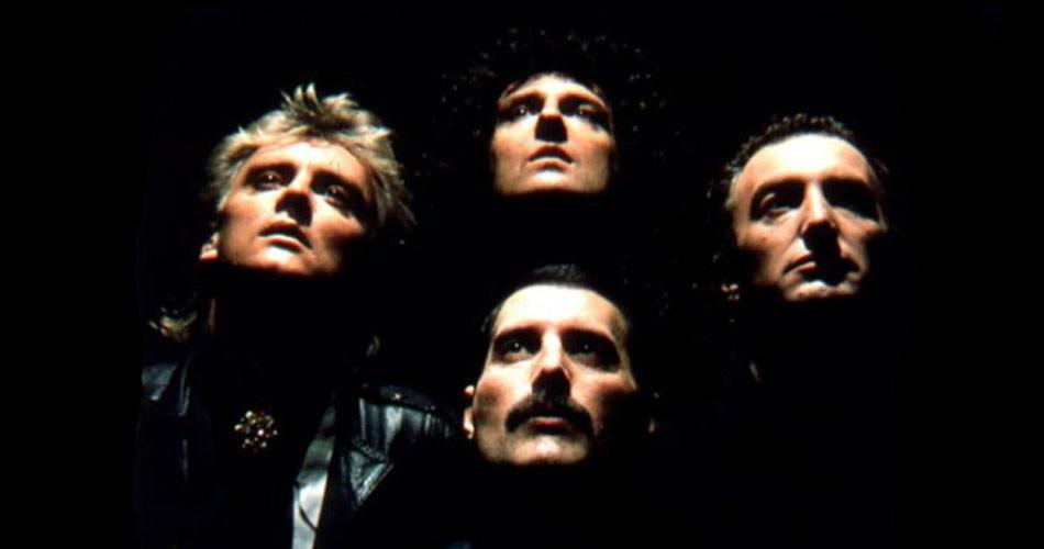 'Bohemian Rhapsody', do Queen, é a música do século XX mais ouvida no streaming