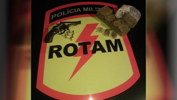Homem suspeito de roubo é morto em troca de tiros com a Rotam em Valparaíso