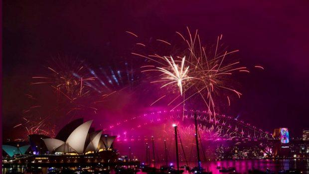 Ano-Novo já chegou à Nova Zelândia, Austrália e ao Reino de Tonga