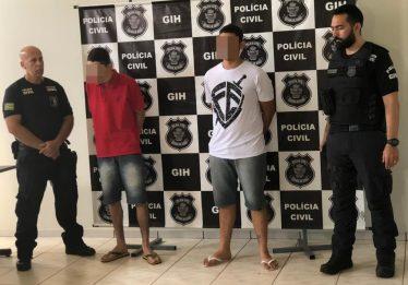 Operação da Polícia Civil prende acusados de homicídios em Rio Verde