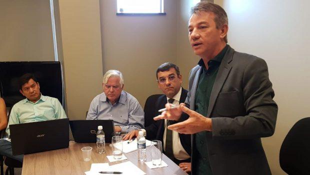 Interventor de Roraima quer extinção de cargos e fusão de secretarias