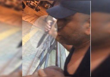 Vigia é preso por matar homem a facada na porta de farmácia, em Goiânia