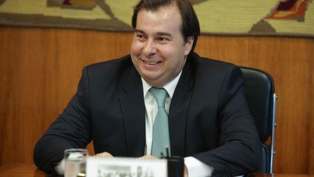 PSL apoia Maia e governo vê ambiente para reforma
