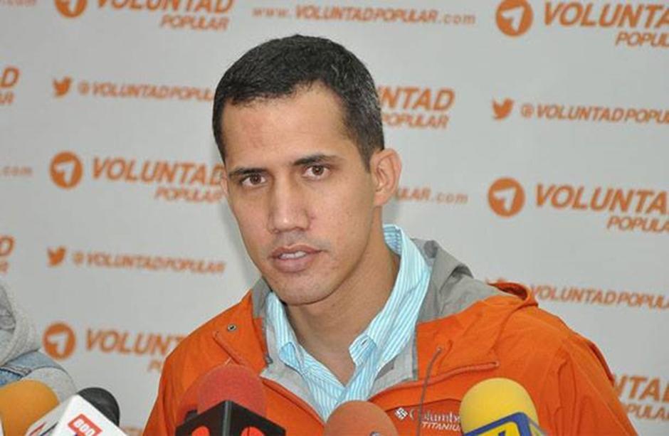 Presidente do Parlamento é detido por forças do regime Maduro na Venezuela