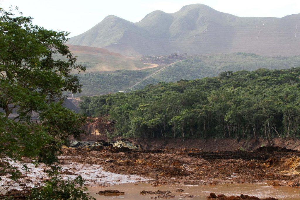 Crime: vídeo mostra rompimento de barragem da Vale, em Brumadinho