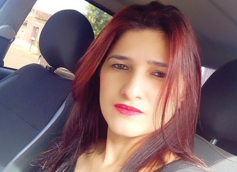 Vanusa, motorista de aplicativo, morta após viagem (Foto: Reprodução/Facebook)