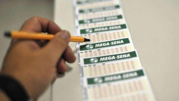 Mega-Sena acumula e prêmio pode chegar a R$ 38 milhões