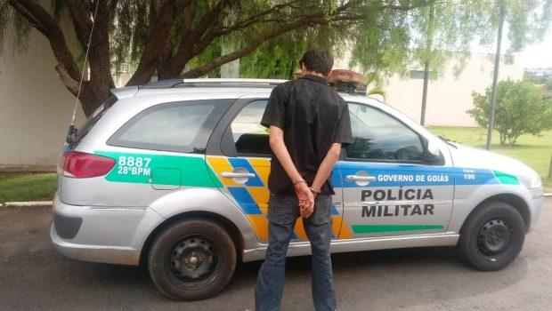 Preso suspeito de estuprar mulher em casa de shows de Anápolis