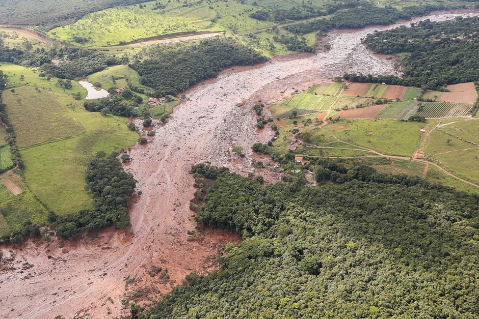 TJMG decreta prisão de investigados pelo desastre em Brumadinho