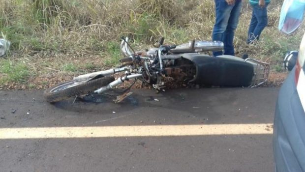 Pai e filha morrem em acidente de trânsito na GO-320, em Joviânia