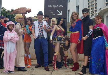 3ª edição do Anime Gyn Festival acontece neste domingo (13) em Goiânia