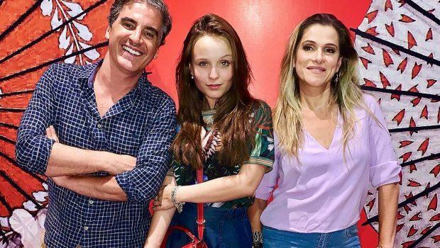 Fala Sério Mãe 2   Larissa Manoela confirma novo filme em redes sociais 6132a54237