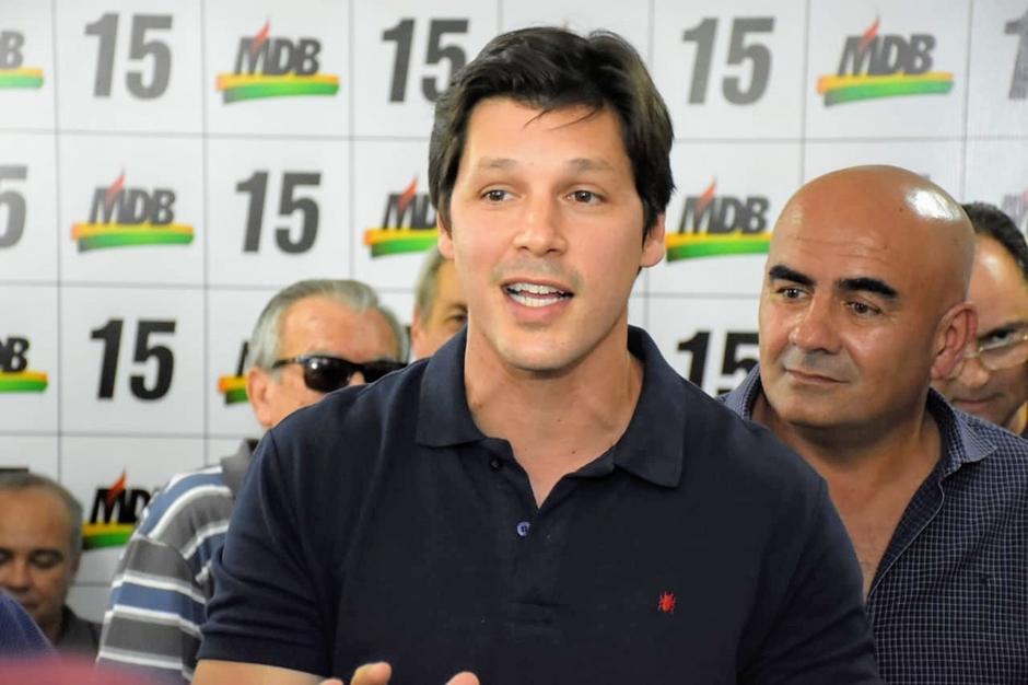 Daniel Vilela é reeleito presidente do diretório do MDB em Goiás