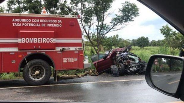Acidente com mortes é registrado em Vila Boa, entorno do DF