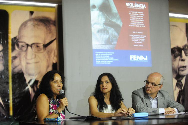 Casos de agressão a jornalistas aumentaram 36% no ano passado