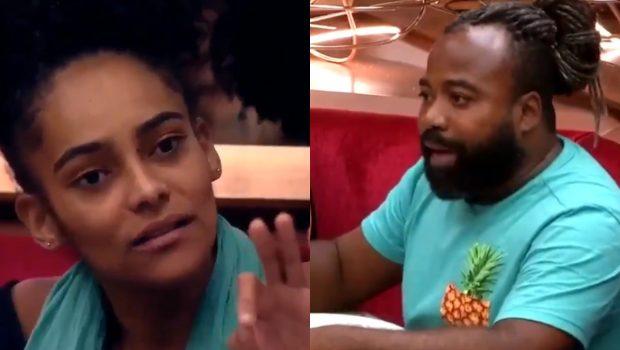 """Brothers discutem racismo no BBB 19 e Gabriela dispara: """"cota não é esmola"""""""