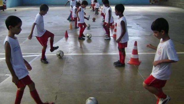 Inscrições para programa de Iniciação Esportiva estão abertas em Goiânia