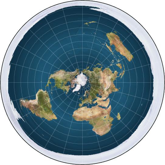 Terraplanistas organizam cruzeiro para chegar aos limites da Terra