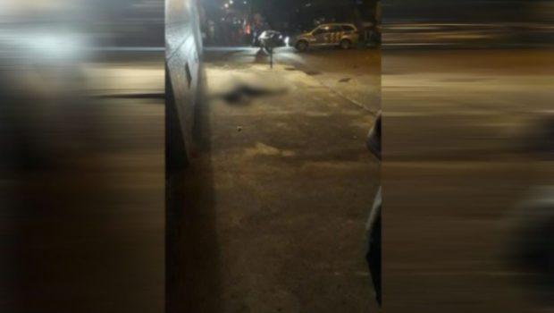 Jovem é morto a tiros no Residencial Itaipu, em Goiânia