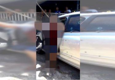 Homem leva cerca de 20 tiros e sobrevive em Aparecida de Goiânia