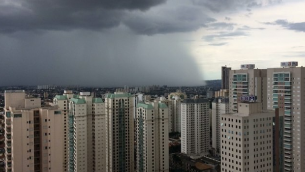 Fortes chuvas causam prejuízos em Goiás nesta sexta-feira (04)