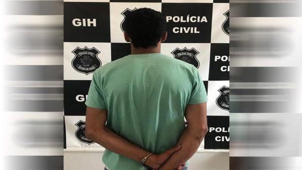Preso suspeito de matar ciclista durante assalto, em Anápolis