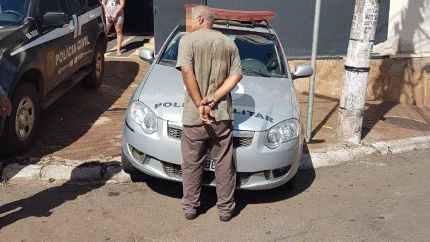 Homem é preso após tentar estuprar uma adolescente em escola de Anápolis