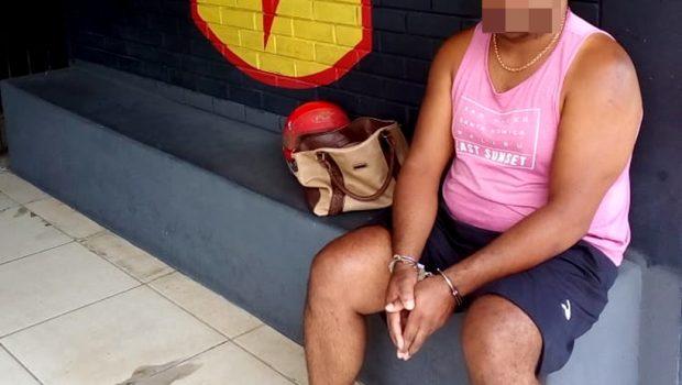Aliciador de menor é preso após mãe da vítima denunciá-lo à PM de Caiapônia
