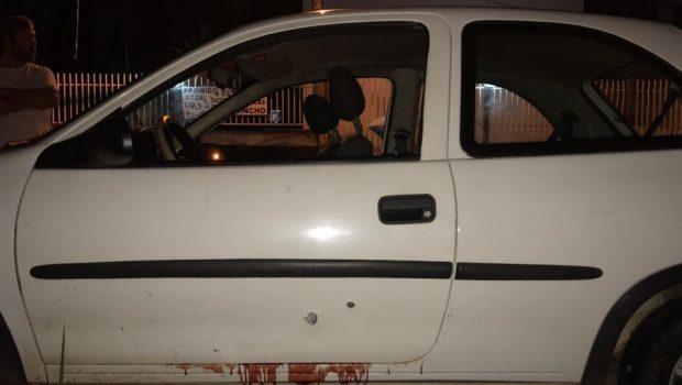 Homem é morto a tiros dentro do carro, em Aparecida de Goiânia
