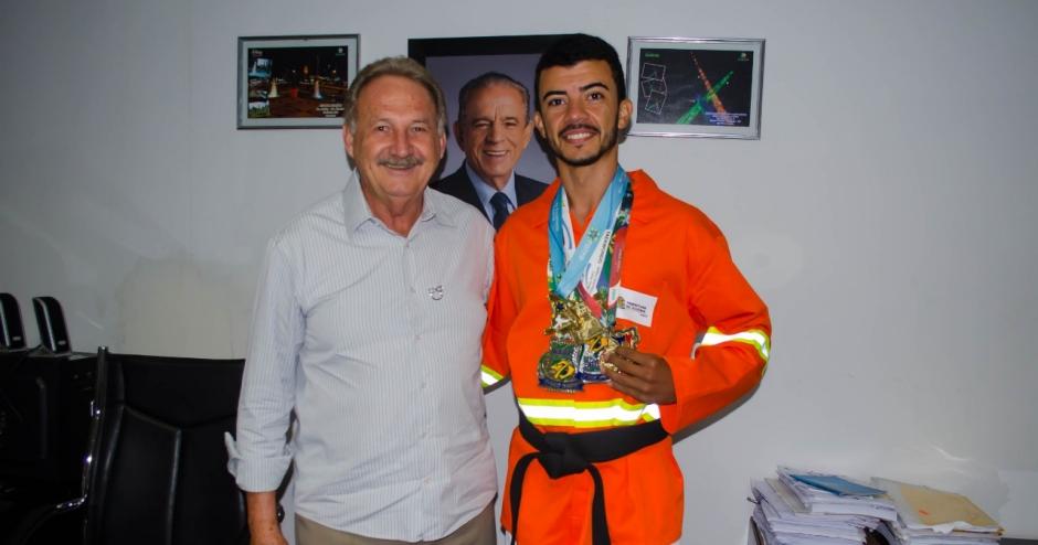 Gari goiano pode representar o Brasil no Mundial de Taekwondo