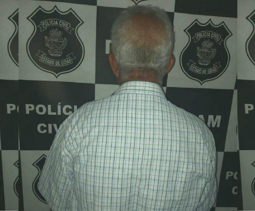 Idoso é preso após abusar sexualmente da neta de companheira em Valparaíso