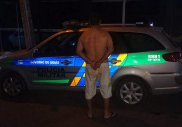 Sobrinho mata tio a facadas no Setor Itamaraty, em Anápolis