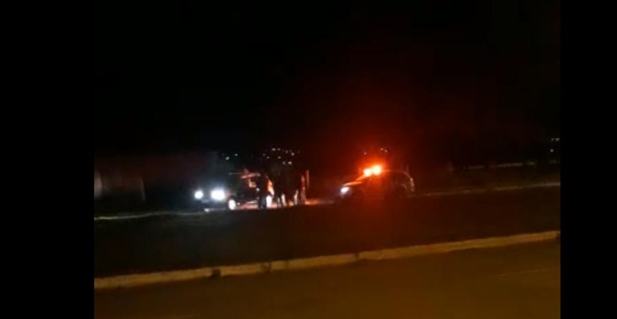 Perseguição termina em confronto e prisão de suspeito de roubar veículo em Aparecida de Goiânia
