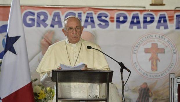 Papa reza por vítimas de Brumadinho