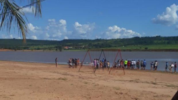 Adolescente morre afogado no Lago Bonsucesso, em Jataí