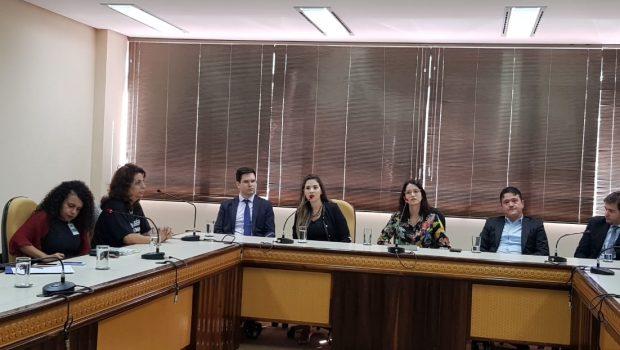 Reunião é realizada no MP para abordar caso do médico do TJ acusado de assédio