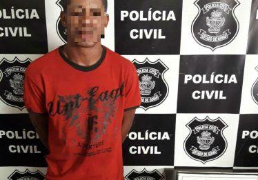 Usuário de drogas é preso em Bom Jesus de Goiás após ameaçar a própria mãe